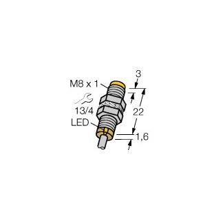 Turck NI3-EG08K-AP6X