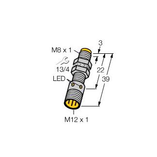 Turck NI3-EG08K-AP6X-H1341