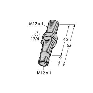 Turck BI4-M12-LIU-H1141