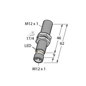 Turck BIM-M12E-AG4X-H1144