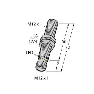 Turck BI3U-M12EE-AP6X-H1141