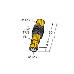 Turck BI3U-S12-AP6X-H1141