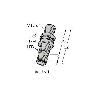 Turck BI4U-MT12-AP6X-H1141