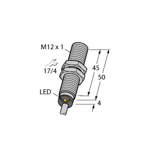 Turck BI4U-M12-AN6X