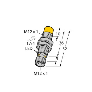 Turck NI10U-M12-RP6X-H1141