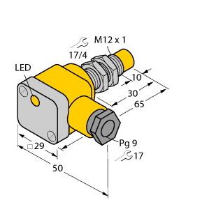 Turck NI5-G12SK-Y1X