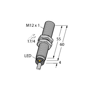 Turck BIM-M12E-AG4X