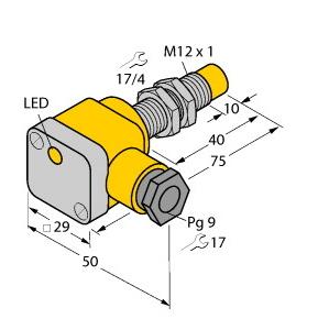 Turck NI5-G12SK-AP6X