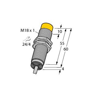 Turck NI8-M18-LIU