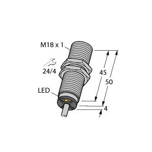 Turck BI5-EM18-VP4X 7M