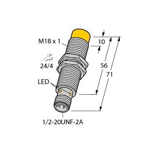 Turck NI12U-G18-ADZ30X2-B3331