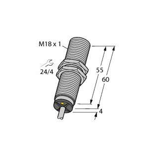 Turck BI5U-M18-ADZ30X2