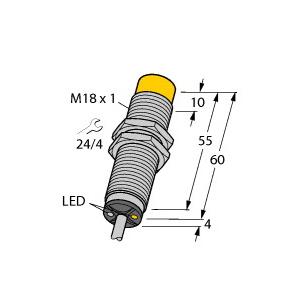 Turck NI12U-M18-ADZ30X2