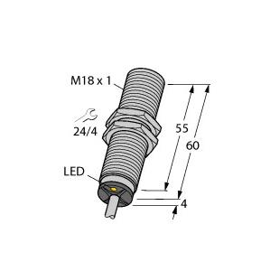 Turck BI5-M18-AZ3X