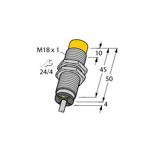 Turck NI14-M18-VP6X 7M