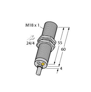 Turck BI8-M18-LUAP6X