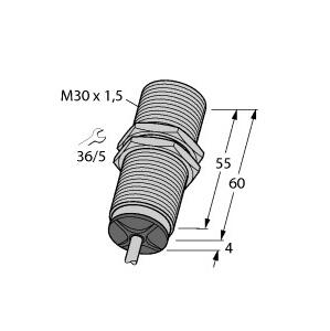 Turck BI10-M30-LIU