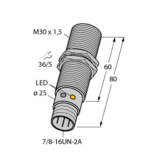 Turck BI10U-G30-ADZ30X2-B1131