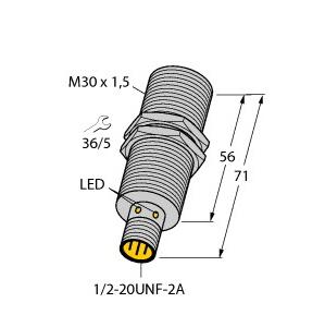 Turck BI10U-G30-ADZ30X2-B3131
