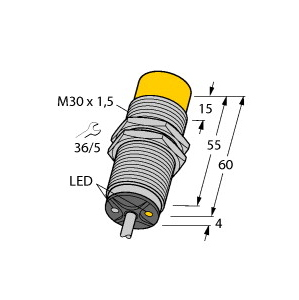 Turck NI20U-M30-ADZ30X2