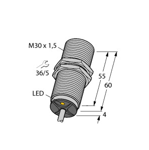 Turck BI12-M30-AD4X