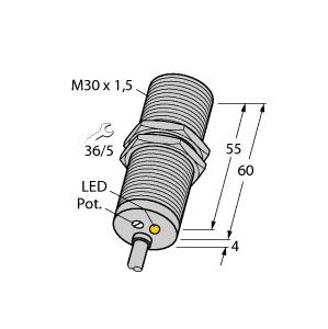 Turck BI15-M30-LUAP6X
