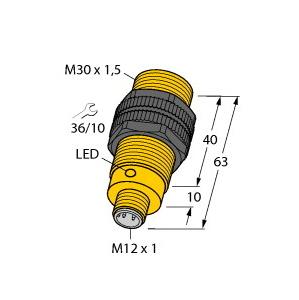 Turck BI10-S30-AN6X-H1141