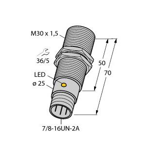 Turck BI10-G30-AN6X-B1141