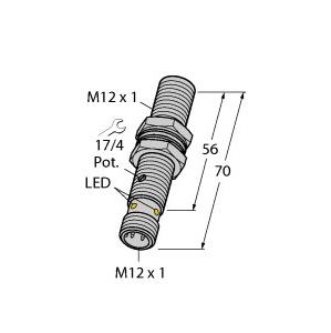 Turck BC3-M12-AN6X-H1141