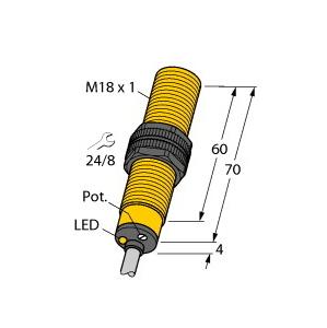 Turck BC5-S18-Y1X
