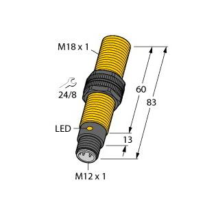 BCF5-S18-AN4X-H1141/S250