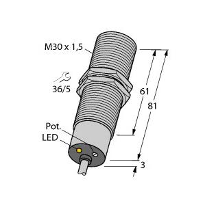 Turck BC10-M30-VP4X