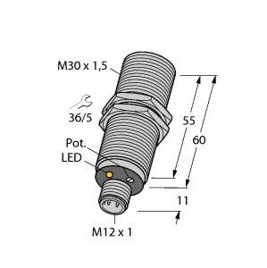 Turck BC10-M30K-VN4X-H1141
