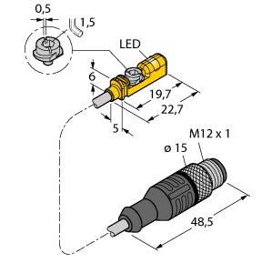 Turck BIM-UNTK-AP7X-0,3-RS4