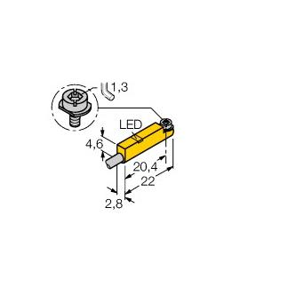Turck BIM-INR-AP6X/3GD
