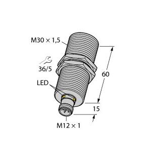 Turck RU130U-M30M-2UP8X2-H1151