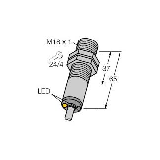 Banner M18SP6FF100