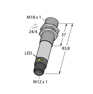 Banner M18SP6FF100Q