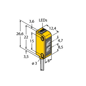 Miniature Photoelectric Sensors
