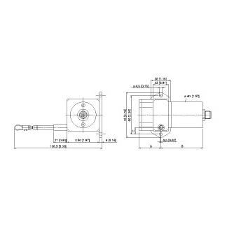 Turck DW500-70-PA-H1141