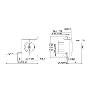 Turck DW2000-110-7E-H1141