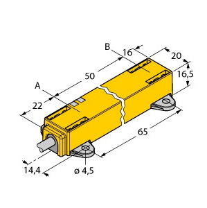 Turck LI50P1-Q17LM1-LIU5X2