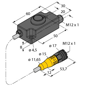 Turck TX1-Q20L60