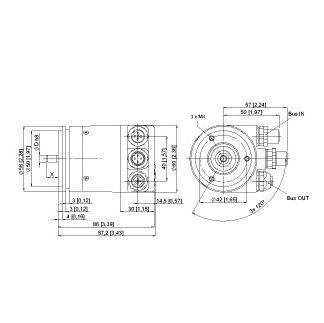 Turck RM-29S10S-9A28B-R3M12