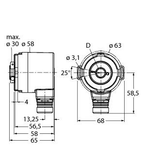 Turck RM-35H12E-3C25B-H1181