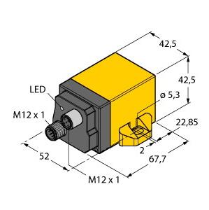 Turck B2N45H-Q42-CNX2-2H1150