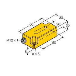 Turck B1N360V-Q20L60-2LI2-H1151/3GD