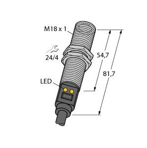 Turck M18TB6E
