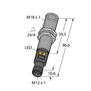 Turck M18TB14Q