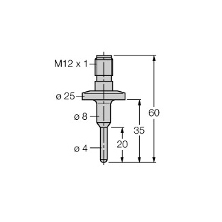 Turck TP-104A-TRI3/4-H1141-L035